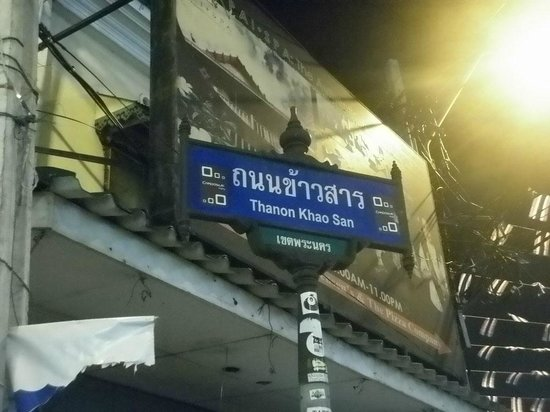 Khao San Road : Welcome to the street of Rip Off!