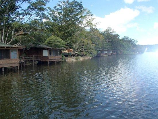 Las Lagunas Boutique Hotel: habitaciones waterfront