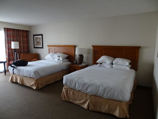 DoubleTree by Hilton Hotel Ontario Airport : rooms
