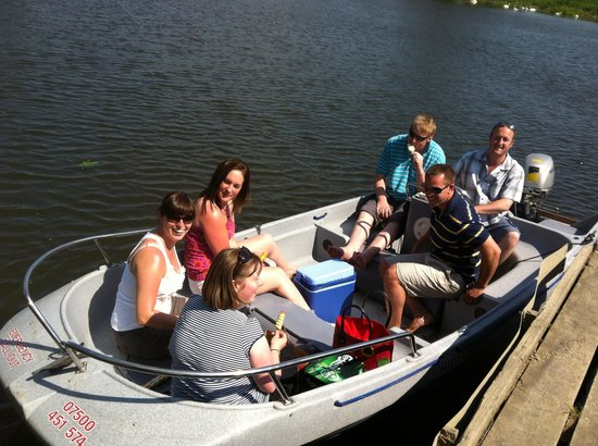 Cambs Boat Hire