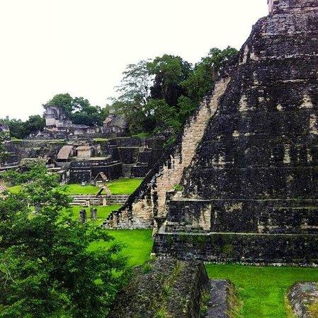 Gran Plaza: Great Plaza, Tikal