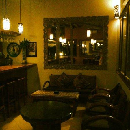 GaRaSi Restaurant, Bar & Coffeegarden: interior