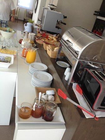 Moreno Hotel Buenos Aires: Café da manhã