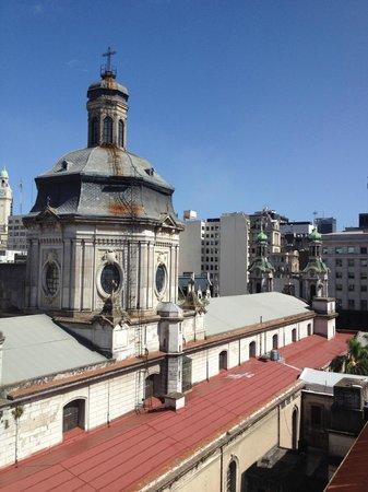 Moreno Hotel Buenos Aires : Vista do quarto