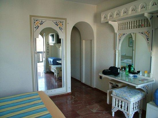 Les Omayades Hotel: Chambre
