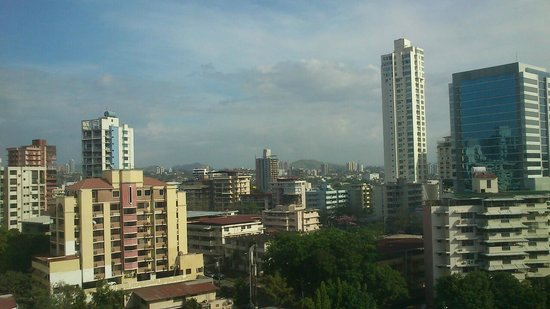Novotel Panama City: vue de la chambre