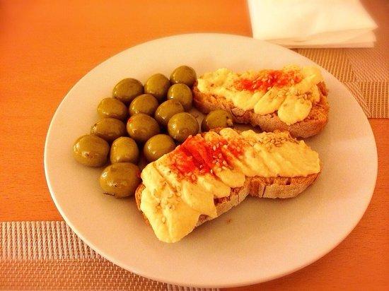 La Parrala Paella Resto Bar: yummy