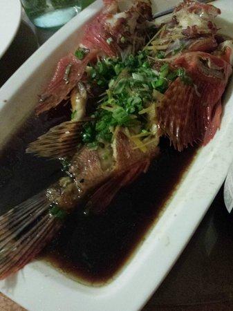 Trattoria Jubin : pesce
