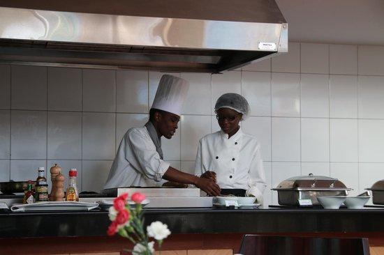The Boma Nairobi: Breakfast