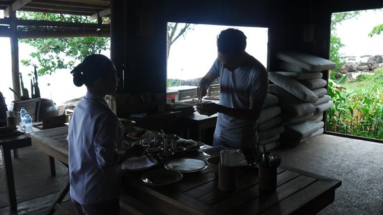 Mango Bay Resort: Cooking class