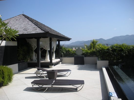 The Pavilions Phuket : View from your private pool