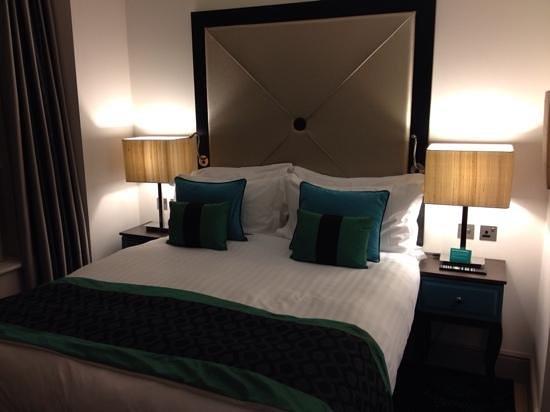 Hotel Indigo London Kensington: standard room
