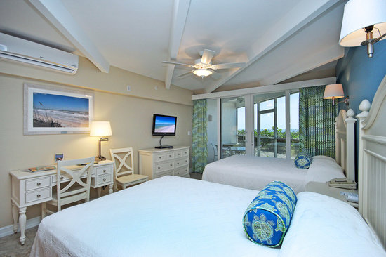 Island Inn: Gulfview Deluxe Room