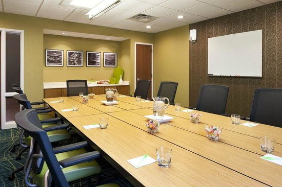 SpringHill Suites Jackson Ridgeland/The Township at Colony Park: Conference Room
