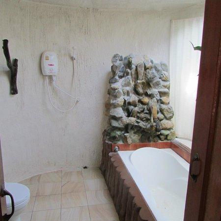 Khao Sok Paradise Resort: Bathroom