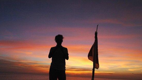 Mango Bay Resort : Sunset cruise