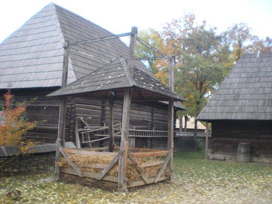 """Muzeul National al Satului """"Dimitrie Gusti"""": Village Museum (Muzeul Satului) - Bucharest, Romania"""