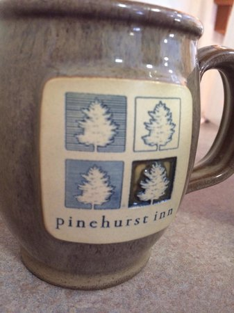 Pinehurst Inn: Coffee and Tea