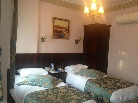 Osmanhan Hotel : room