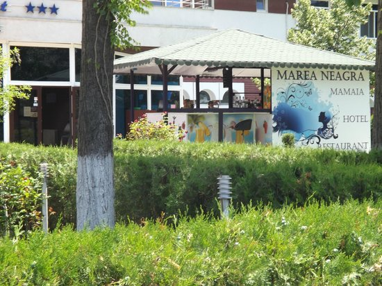 Marea Neagra Hotel: garden