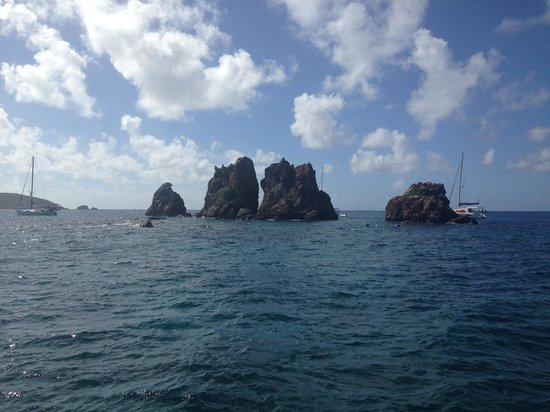 Dive BVI: The Indians, a challenging spot for weaker swimmers