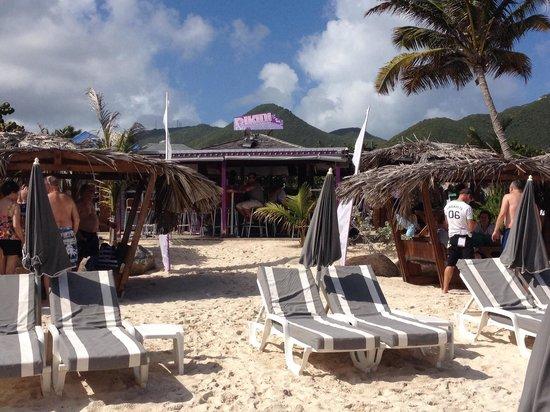 Alamanda Resort: Ресторан Бикини на пляже