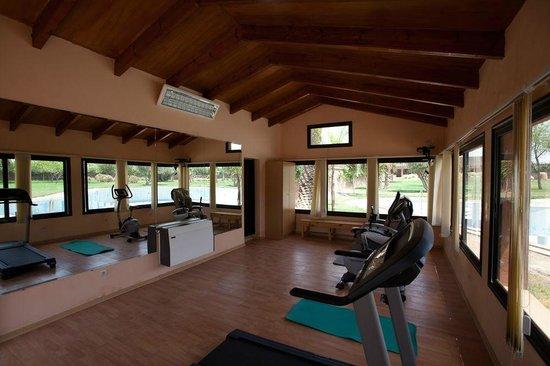 Palais Rtaj: Salle de Fitness