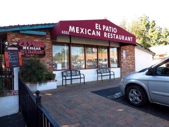 El Patio Restaurant: El Patio Mexicaans Eten