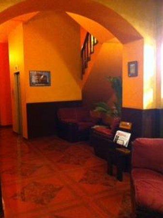 Hotel River Side: lobby