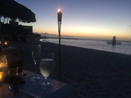 Azull: Perfect sunset!