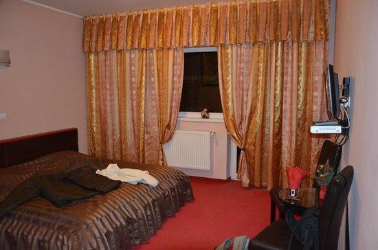 Pensiunea Bliss Moeciu: our room 2