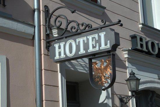 City Hotel Neuruppin: Aussenansicht