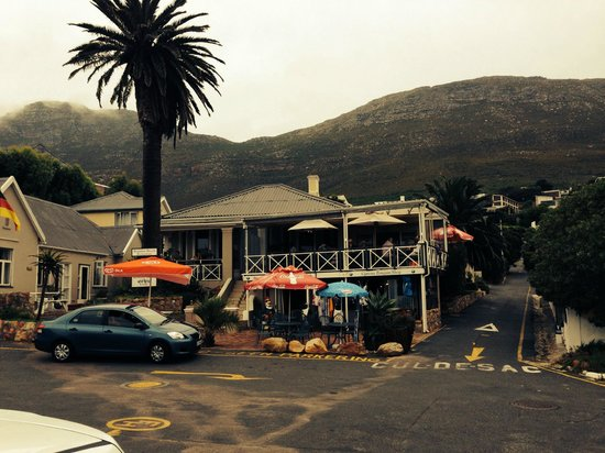 Boulders Beach Lodge and Restaurant: outside