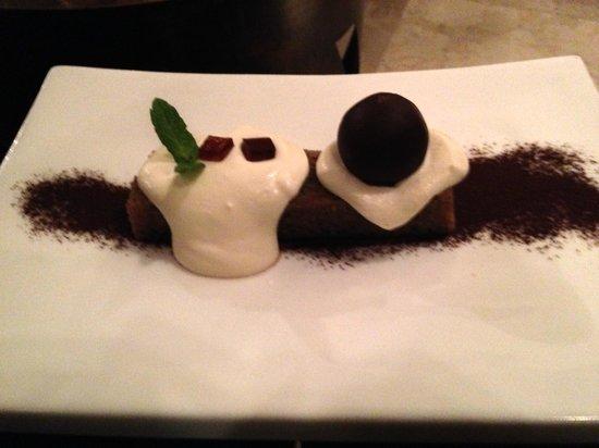 Villa Oniria: Delicious dessert