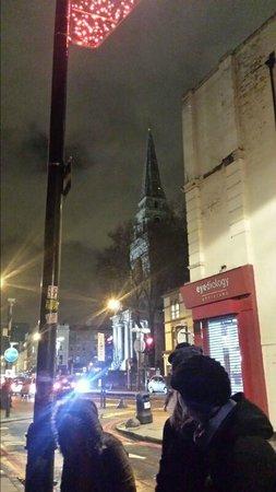 Jack the Ripper Tours: whitechapel