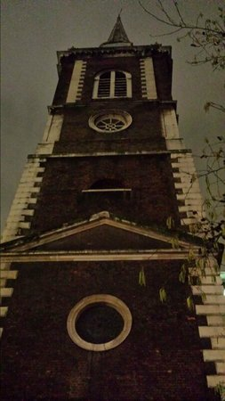 Jack the Ripper Tours : Prostitutes church