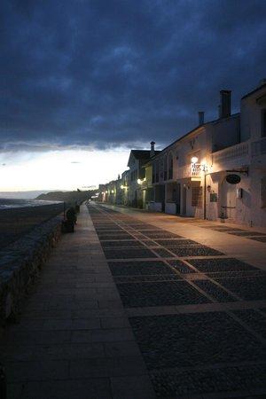 La Torreta: Playa de Altafulla