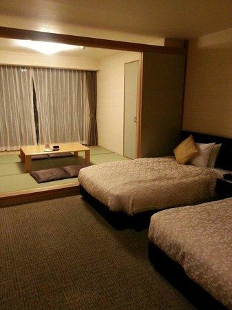 Hotel Harvest Hakone Koshien: 和洋室