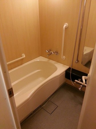 Hotel Harvest Hakone Koshien : 広い客室風呂