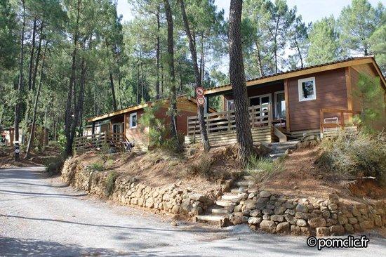 Village de Chalets - Camping Bois Simonet