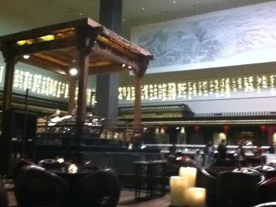 Jumeirah Himalayas Hotel Shanghai: Lobby