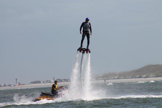 Jet Stream Flyboarding