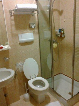 Ca' del Campo Hotel : Bath