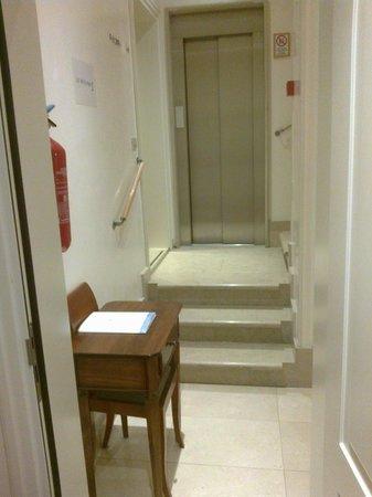 Ca' del Campo Hotel : Stairs