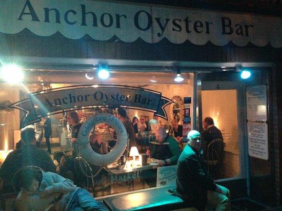 Anchor Oyster Bar & Seafood Market : Anchor Oyster Bar