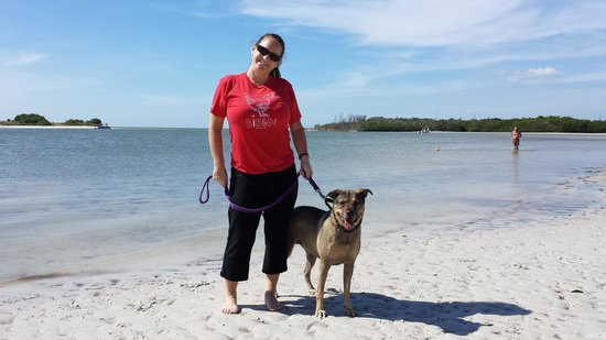 Dog Beach: me and my dog