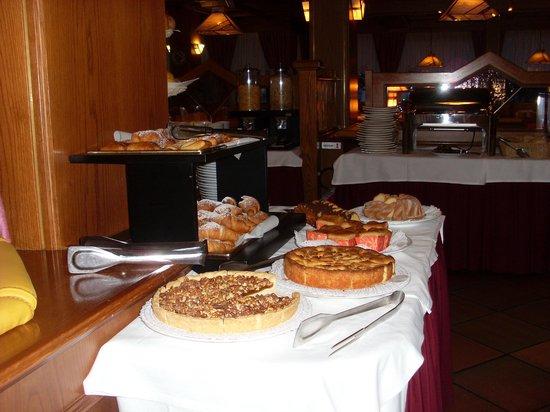 Hotel Splendid: Dolci per la colazione !!