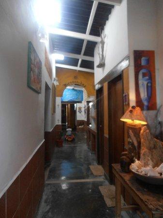 Posada Lagunita : ingresso