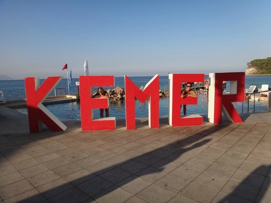Club Med Kemer : view