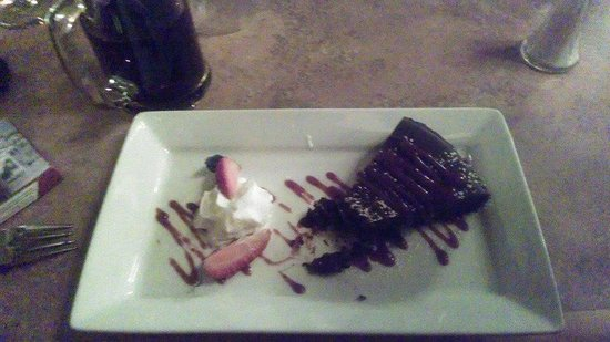 Fairmont Hot Springs Resort: Dessert all inclusive
